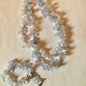 Jewelry - Necklace and Matching Bracelet
